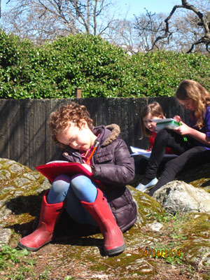 nature based curriculum, Victoria School for Ideal Education